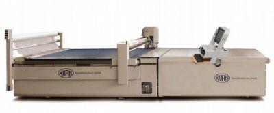 KURIS SMART TEXCUT 3070/3080 Otomatik kesim sistemi / Smart cutter
