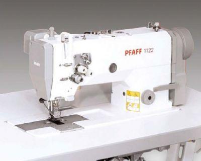PFAFF 1122-G-720/02 Yüksek devirli iptalli veya düz çift iğne dikiş makinesi