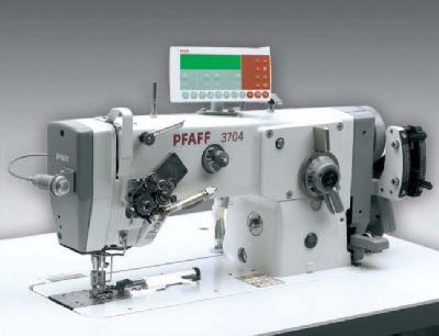 PFAFF 3704 Alt üst yaka zig zag birleştirme otomatı