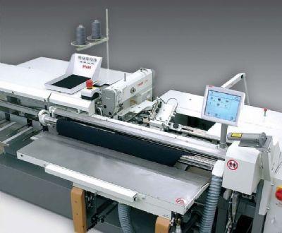 PFAFF 3519 Ceket sason otomatı (LCD ekranlı, programlı)