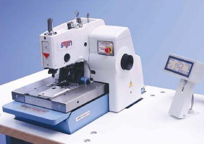 AMF REECE S311 CT Elektronik denim pantolon gözlü ilik makinesi