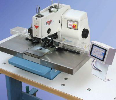 AMF REECE S311 CT INDEXER Elektronik denim pantolon patlet gözlü ilik otomatı